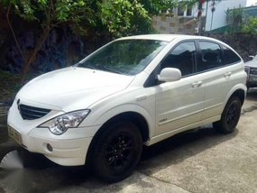 For sale Ssangyong Actyon 2009