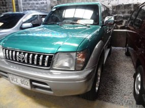 1998 Toyota Highlander Diesel Manual for sale