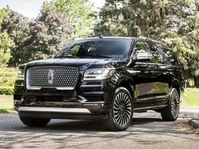 2018 Lincoln Navigator extended version to come this fall