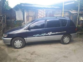 Toyota Ipsum 1996 Blue AT For Sale