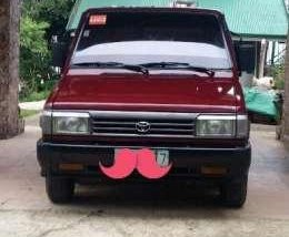 For sale 96 Tamaraw Fx Gl