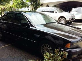 2000 BMW 520i E39 Black AT For Sale