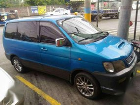 For Sale Toyota Noah 1996 Blue AT