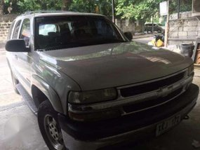 Tahoe Chevrolet 2005 White For Sale
