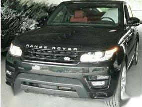 2017 Range Rover Sport 3.0l Black