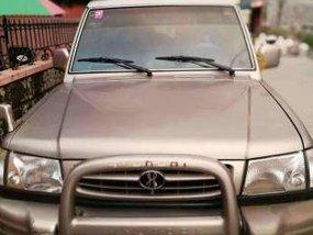 1999 Hyundai Galloper Silver AT