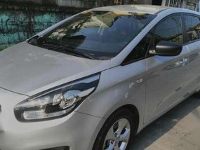For Sale Kia Carens 2016 AT Silver