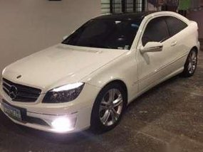 2011 Mercedes Benz CLC White AT