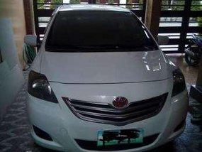 Toyota Vios 2012 1.3E Manual White