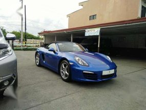 For sale Porsche Boxster 2015