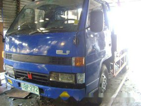 1995 Isuzu Elf dropside body for sale