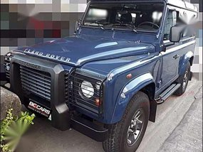 2010 Landrover Defender 90 Local