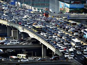 MMDA submits a proposal for a two-day coding scheme to ease Manila's traffic
