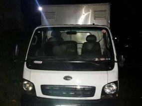 Kia k2700 close van