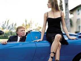 Most extravagant cars in Donald Trump's collection