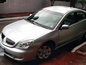 Mitsubishi Galant 2008 AT Silver For Sale