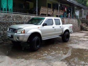 Nissan Frontier 2004 AT Silver For Sale