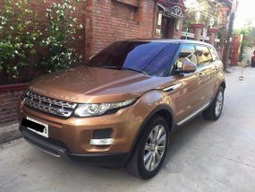 Land Rover Range Rover Evoque 2015 A/T for sale