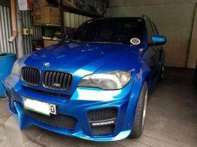 2013 BMW X5 30D Automatic Blue