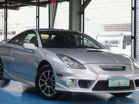 2000 Toyota CELICA GTS Silver For Sale