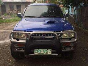 Mitsubishi Estrada Endeavor