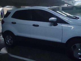 2014 Ford Ecosport Ambiente MT Assume Balance