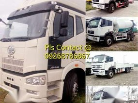 Brand new dump truck transit mixer cargo tractor head faw