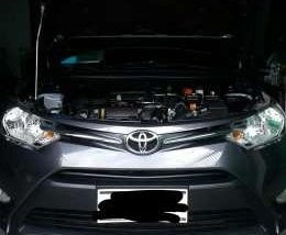 Toyota Vios E 2015 Gray AT For Sale