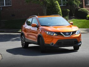 Nissan X-Trail as the best-selling SUV/crossover in the US