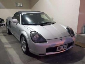 Toyota MRS 1999 Silver MT For Sale