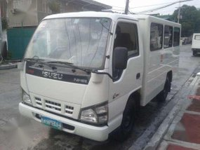 2010 Isuzu Canter Nhr FB White MT