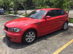 2006 BMW 118i Schnitzer Red AT For Sale