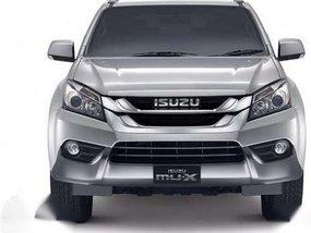2014  ISUZU MUX 4x2 AT Silver For Sale