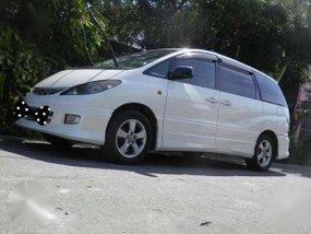 Toyota Estima Previa AT 2001 Gas Innova Fortuner Mobilio