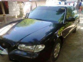 Hyundai Sonata 1999 Black MT For Sale