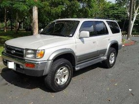 1997 Toyota 4Runner Limited 4WD White