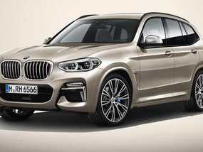 Sneak preview of rendered 2019 BMW X5