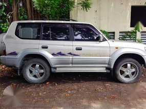 2000 Land Cruiser Prado diesel AT 4x4 Local w issue as is lc80 lc100