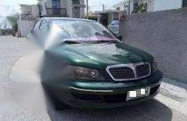 Mitsubishi Galant 2004 Green AT For Sale
