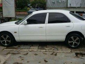 Mazda 626 1998 White  MT For Sale