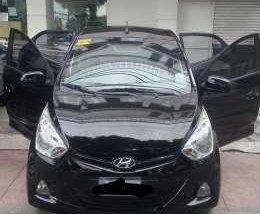 Hyundai Eon Gls 2015 Black MT For Sale