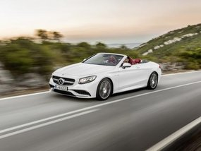 2018 Mercedes-Benz S-Class coupe and cabriolet to debut in Frankfurt