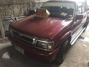 Mazda B2500 MT 1999 Red For Sale