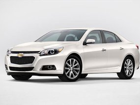 Chevrolet Malibu LTZ 2017 for sale