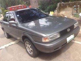 1991 Nissan Sentra ECCS Gray MT For Sale