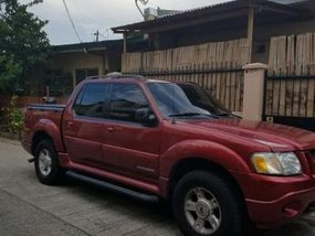 Ford explorer sport trac (well loved)