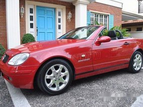 Mercedes-Benz SLK230 1997 for sale
