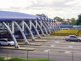 DOTr opens 2 exit ramps on NLEX to curb traffic in Meycauayan