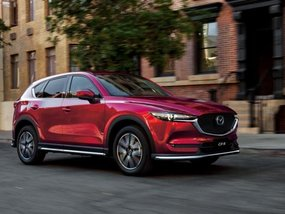 Mazda CX-8 to be exported to Australia