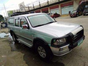 Ford Ranger Trekker 2005 MT Silver For Sale